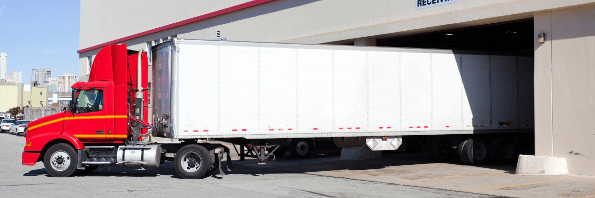 Truck and Trailer Connection Stressed