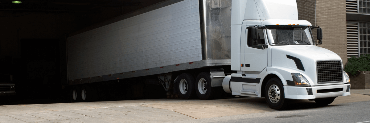 The Connection Between a Semi-Truck and Trailer is Stressed