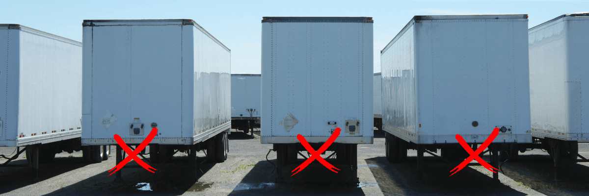 Ignoring the Kingpin on Commercial Trailers